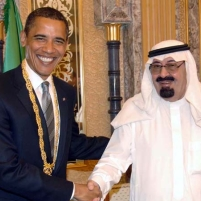 U.S. Increases Dependence on Oil Supplied by Saudi Royal Family