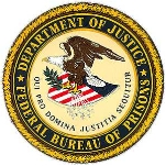 Federal Bureau of Prisons (BOP) logo